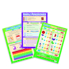 Fractions Decimals And Percentages Posters 3pk  small