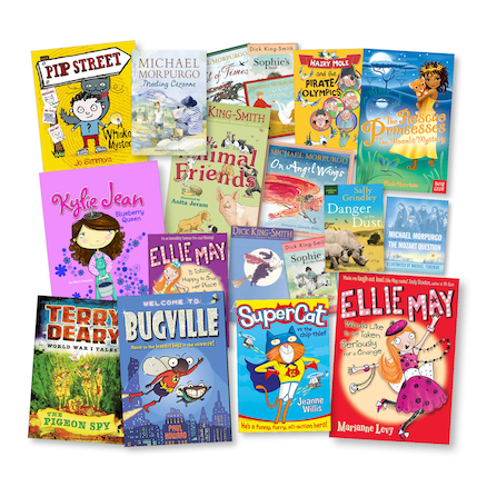 Level 12 Brown Band Books 20pk  large