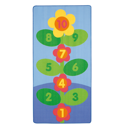 Hopscotch Mat L2 x W1m  large