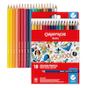 Caran Dache Water-Soluble Colouring Pencils   small