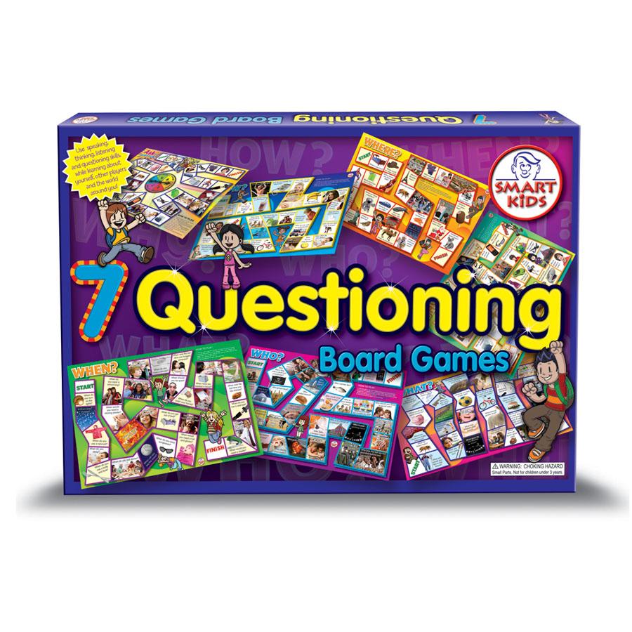 Buy A3 Questioning Skills Board Games