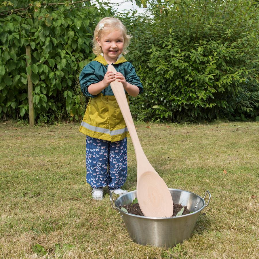 Buy Giant Wooden Spoon | TTS