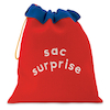 Sac Surprise French Fabric Feely Bag  small