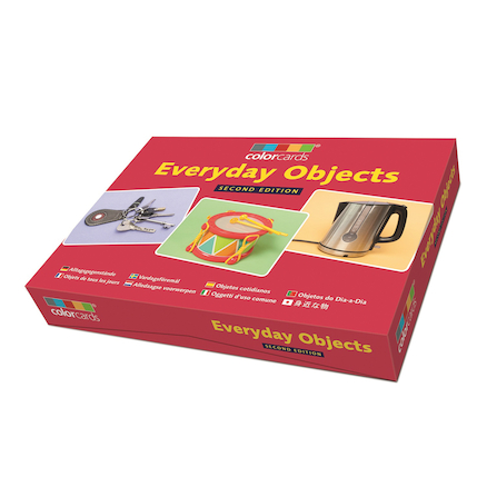 Everyday Objects Discussion Cards  large