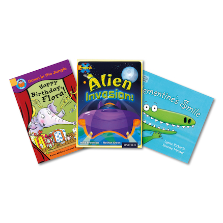 Guided Reading Packs - Turquoise Band  large