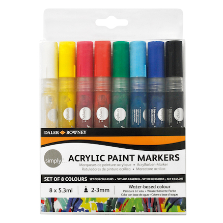 Simply Art Markers  large