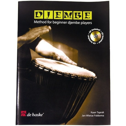 Djembe Instruction Book  large