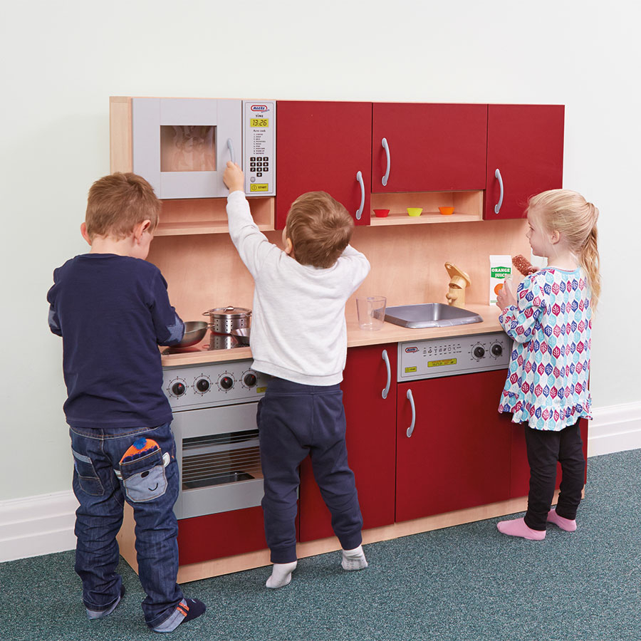 Buy Premier All In One Role Play Kitchen Unit Tts
