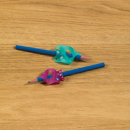 Write It Fish Design Pencil Grips 5pk  large