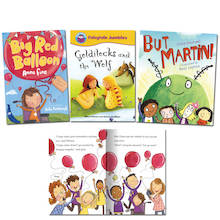 Guided Reading Packs - Purple Band  medium