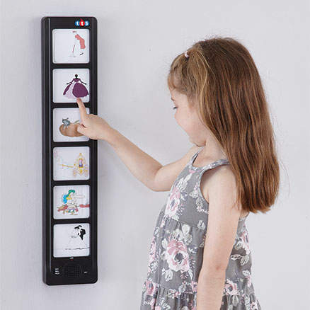 Recordable Talking Wall Panel  large