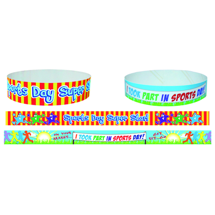 PE and Sports Day Rewards Wristbands 60pk  large