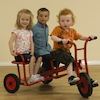 Winther Twin Taxi Trike  small