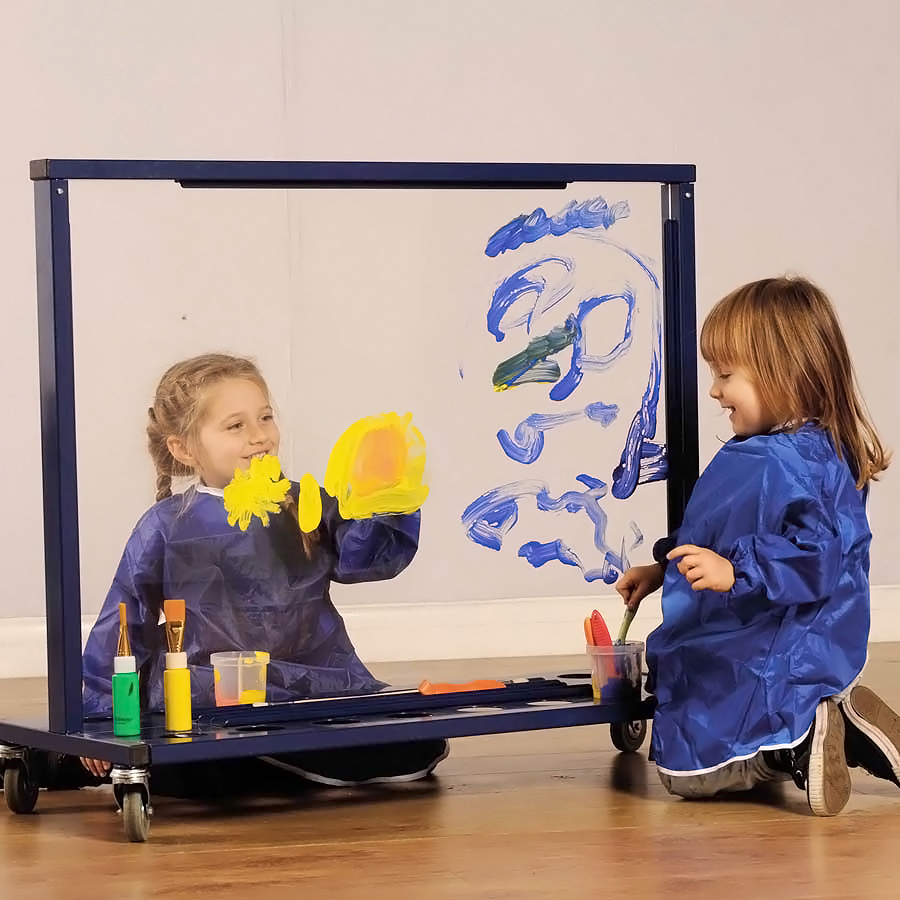 Buy Manoeuvrable Clear Acrylic Painting Easel Tts