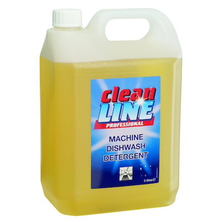 Dishwasher Liquid Detergent 4pk 5l  large