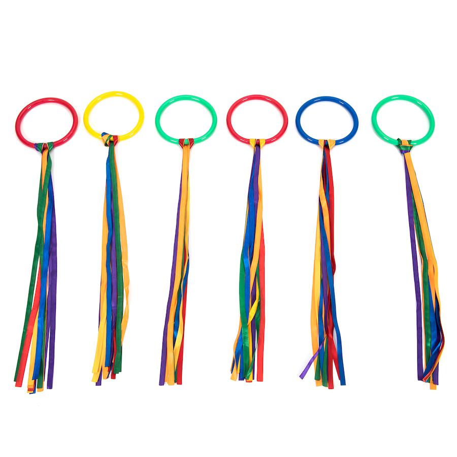 Buy Dancing Ribbon Rings 6pk Tts