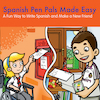 Spanish Pen Pals Made Easy Book  small