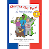 Chantez Plus Fort! French singing Book and CD  small