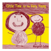 Circle Time for the Very Young Activity Book  medium