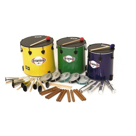 Primary Samba Instruments Pack 20 Players  large