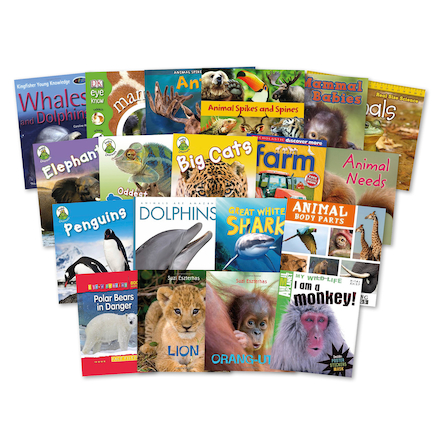 KS1 All About Animals Books 20pk  large