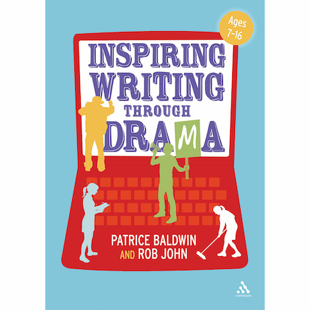 KS3 Inspiring Writing Through Drama Activity Book  large