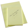 Lined Sticky Note Pads  small
