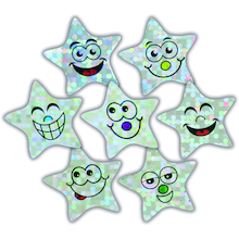 Sparkly Star Stickers 245pk  medium