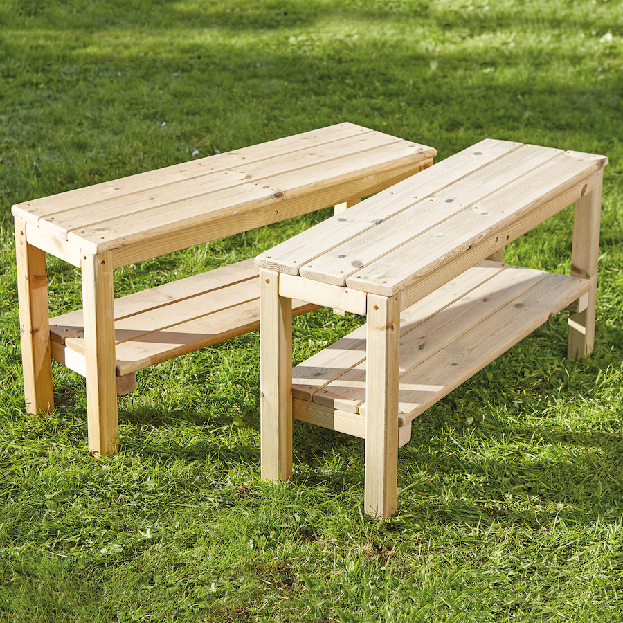 Wooden Benches Outdoor: Buy Small Outdoor Wooden Bench