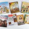 Medieval Times Books 7pk  small