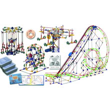 K'NEX Amusement Park Fairground Construction Set  medium
