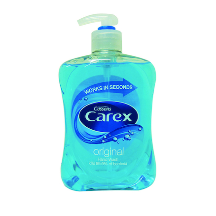 Carex Original Handwash Soap 6pk 500ml  large