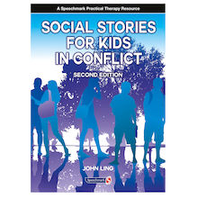 Social Stories for Kids In Conflict Book  medium