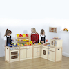 Role Play Kitchen Units and Accessories Offer  small