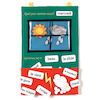 French Weather Vocabulary Wall Hanging  small