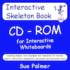 Non-Fiction Skeleton CD-ROM by Sue Palmer  small