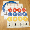 Hover Ring 3 Target Mats and Pushers  small