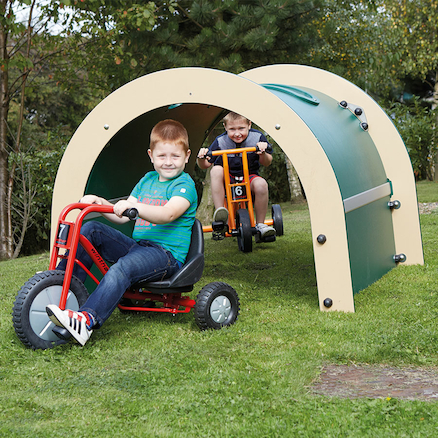 Outdoor Trike Tunnel  large