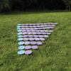 Giant Foam Outdoor Number Bond Game 1-10 65pcs  small