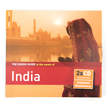 Indian Music Beginners Guide CD  medium