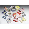 Clothes French Vocabulary Display Cards  small