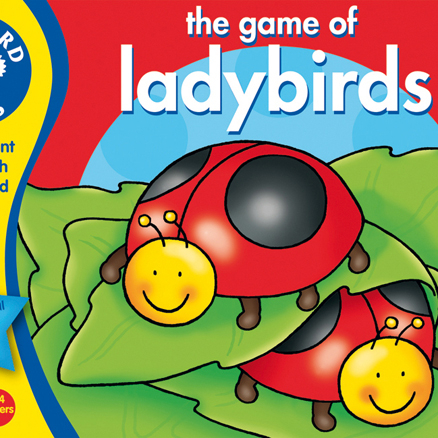 The Game of Ladybirds Early Counting Game  large