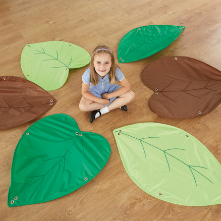 Leaf Canopies 6pk  large
