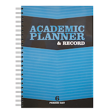 Academic Planner & Record  medium