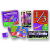 Run Around Fractions Play Cards Set 100pk  small