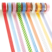 Printed Craft Tapes Assorted 10pk  medium