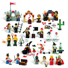 LEGO Fairytale and Historic Minifigures 22pcs  small