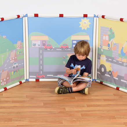 Portable Room Dividers  large