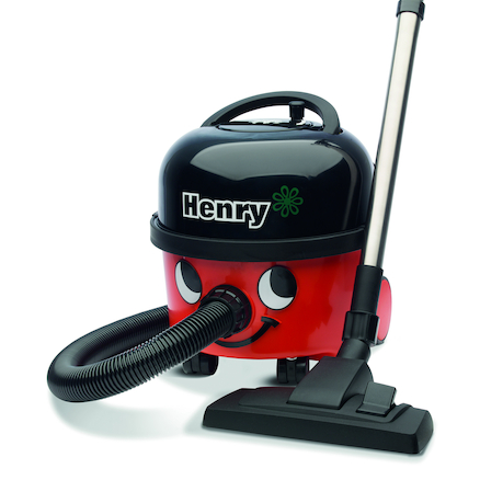 Henry Vacuum Cleaner and Kit  large