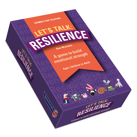 Lets Talk Resilience Discussion Cards  large